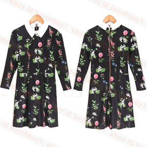 a9faa11ec Image is loading New-Ted-Baker-MATREDI-Florence-Print-Collar-Dress-