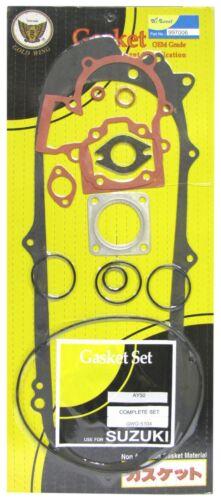 0050 CC Full Gasket Set For Suzuki AY 50 WX Katana 1999