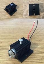 12mm Aluminum Laser Heatsink Mount Fixture Holder 445nm Burning Diode Module USA