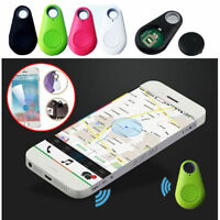 2x Bluetooth Wireless Anti Lost Tracker Alarm Key Child Pet Finder Gps Locator