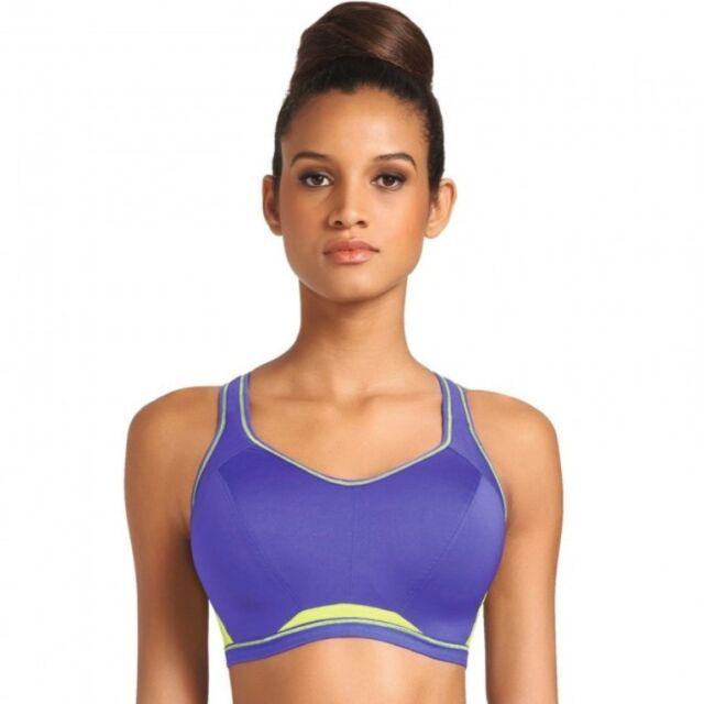 Freya Active Sports Bra AA4004 Indigo Purple Ultimate Support