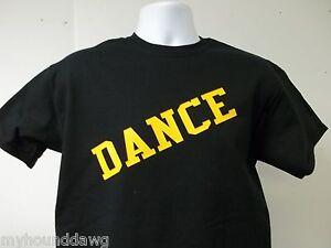 Ladies-Dance-T-Shirt
