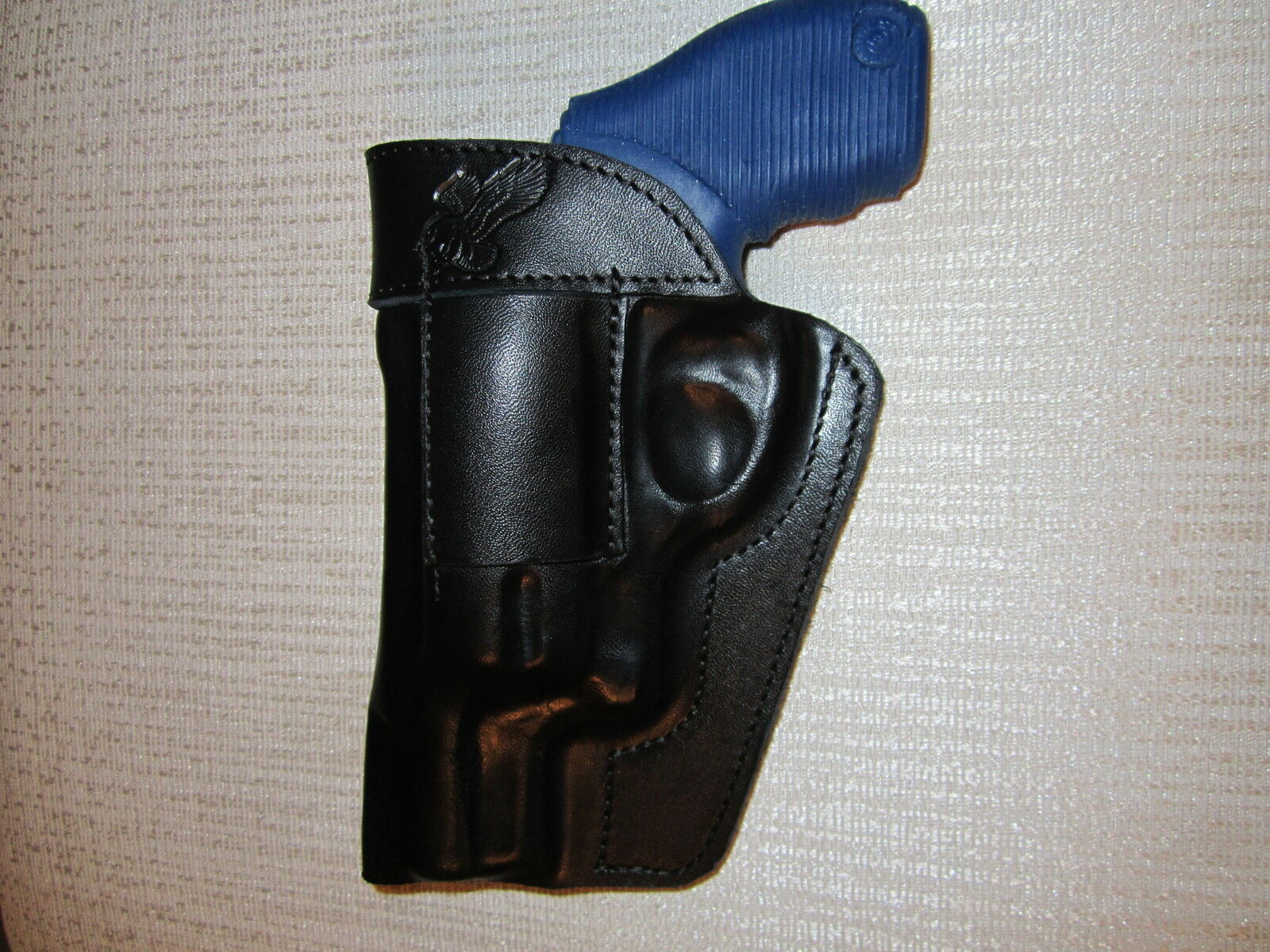 FITS Taurus 4510 Judge, public defender,ambidextrous formed leather holster
