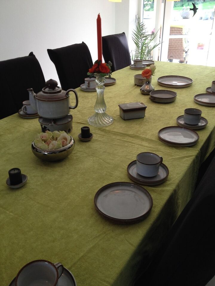 Stentøj, Kaffe / te stel, Sonja bornholmsk stentøj