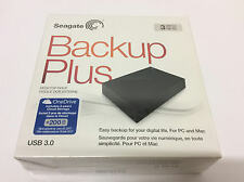 Seagate Barracuda 3TB External Backup PLUS USB 3.0 Hard Drive  STDT3000100