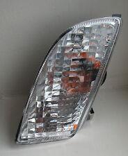 Rover 75 1.8 2.0 2.5 V6 CDt Left Front Indicator Lamp Light Lens XBD000150 New