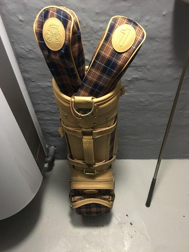 Komplet dame golfsæt/udstyr