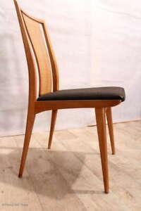 Danish Holzstuhl Polsterstuhl Style Zu Details Jahre Formschön60er Stuhl Retro60s Nn80wmv