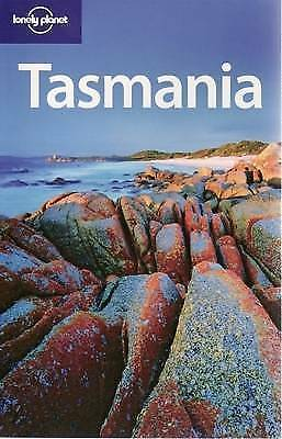 Lonely Planet Tasmania (Regional Travel Guide)-ExLibrary
