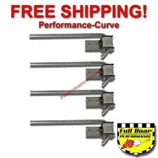 "Southern Swinger Custom Exhaust Hanger - 45° Bend - 3/8"" Rod 10"" Long - (Qty 4)"