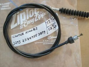 USA Dealer! K100 K1  Made by Venhill K75 C K100RS BMW CLUTCH CABLE K75 S