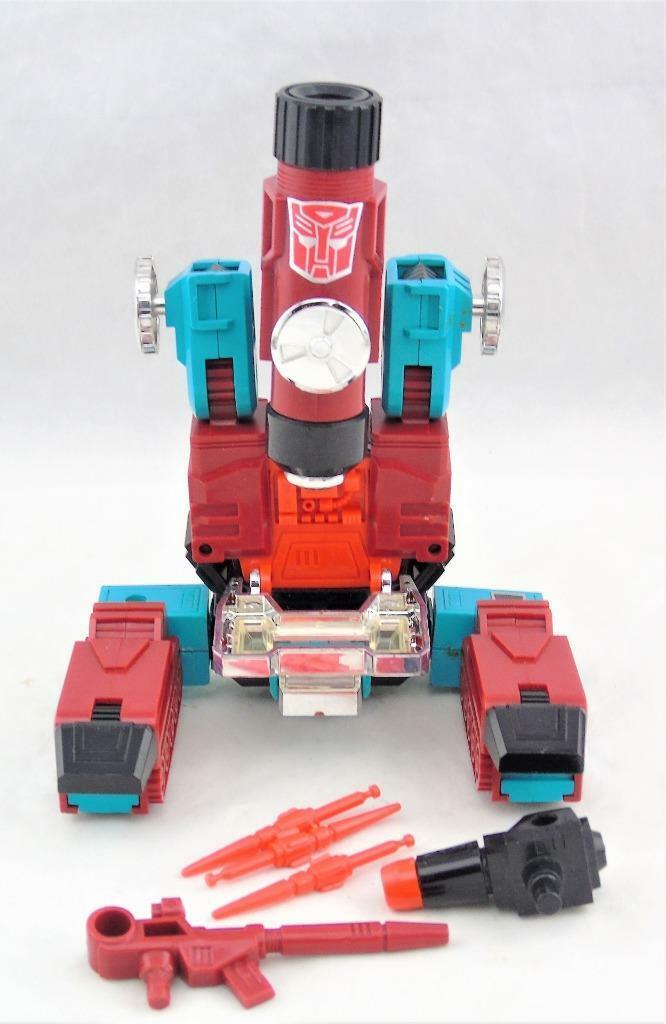 descuento de ventas Transformers Perceptor Perceptor Perceptor Completo Original G1 1986  excelentes precios