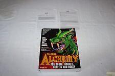 3D Game Alchemy For Doom Doom II Heretic and Hexen Paperback w/CD