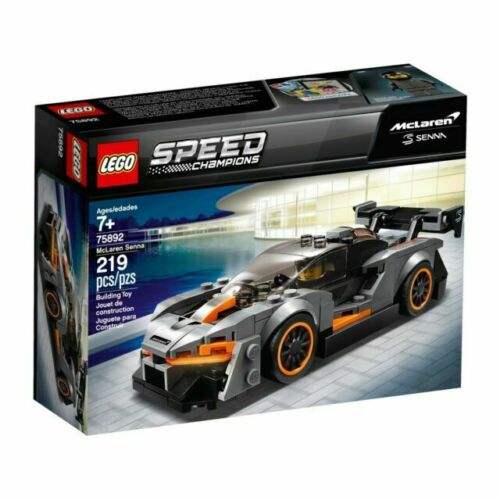 *SEALED* Lego 75892 Speed Champions McLaren Senna SAME-DAY DISPATCH