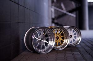 japan racing jr26 alloy wheels 4x100 4x108 15x8 et25 x 4. Black Bedroom Furniture Sets. Home Design Ideas