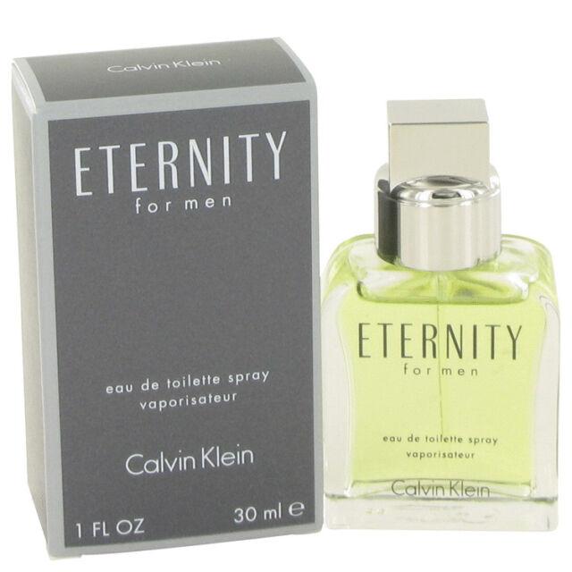 Eternity Cologne By Calvin Klein For Men Eau De Toilette Spray 1 Oz 30 Ml For Sale Online Ebay