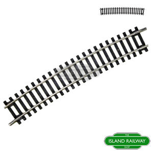 Hornby-R628-Single-Curve-for-Y-Points-Track-Pieces-Single-OO-Gauge-1-76-Scale