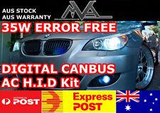 35W H7 CANBUS HID XENON Conversion Kit ERROR FREE BMW 3 E90 E91 E92 LCI LOW BEAM