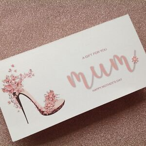 Image Is Loading Personalised Handmade Money Voucher Gift Card Wallet MOTHER