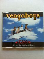 Vengaboys - Kiss (6 Mixes) + Vengaboys from outer space Maxi CD 1999