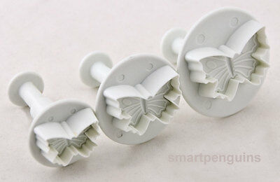 Lisa Pavelka Embossing Cutters Butterfly Imprint for Clay Metal Foil Polymer