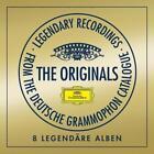 The Originals-8 Legendäre Alben (Ltd.Edt.) von Herbert von Karajan,Kleiber,Argerich,Abbado,Mutter (2014)