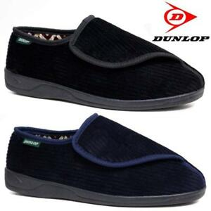 Slippers Wide Close Mens Dunlop Easy Orthopaedic Fitting Diabetic nwqwaxz0fF