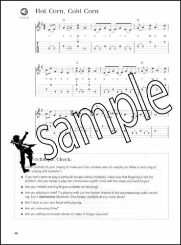 Play Dobro Guitar Today Level 1 TAB Music Book//Audio Learn How To Play Method