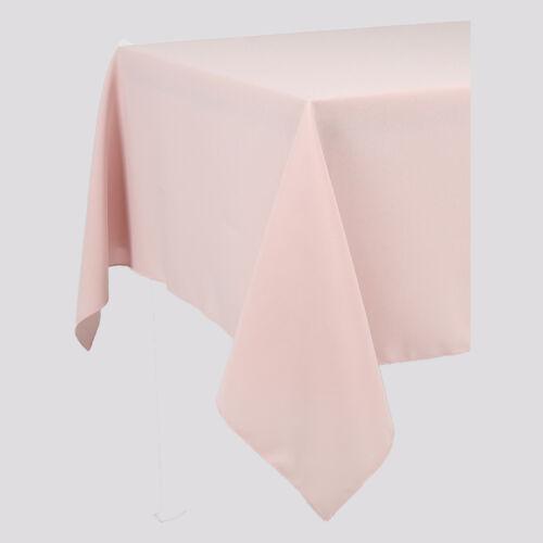 "10x 90/""x90/"" Blush Pink Square tablecloths Wedding Geus"