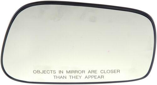 Door Door Mirror Glass-Mirror Glass Boxed Right Dorman 56406
