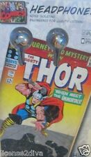 THOR HEADPHONES FOR IPOD OR IPHONE! BY IHIP! BRAND NEW! EARPLUGS! FREE SHIP!