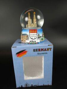 Bola-de-Nieve-Colonia-Dom-Colonia-Snowglobe-9CM-Recuerdo-Alemania