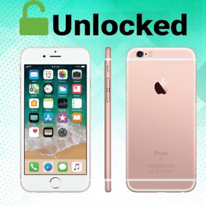 Apple-iPhone-6s-16GB-64GB-128GB-Verizon-Unlocked-Smartphone-Rose-Gold-Gray