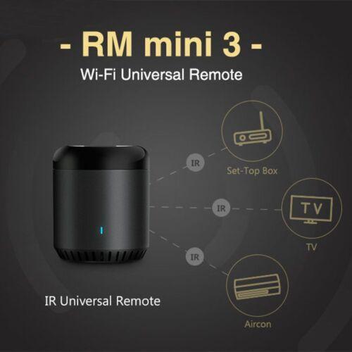 Universal Broadlink RM Mini 3 //SC1 WiFi//IR Wireless Smart Home Remote Controlle