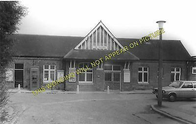 Hockley Railway Station Photo Wickford to Southend. Rayleigh 1 Rochford