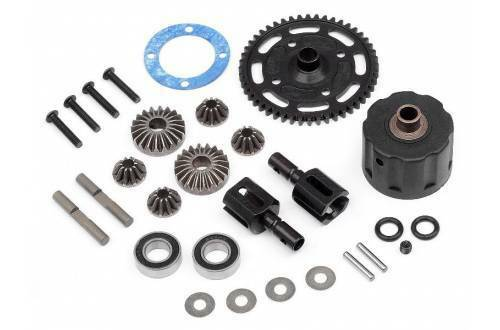 HB RACING Lightweight Centro Diferencial Set (48T) HB109836