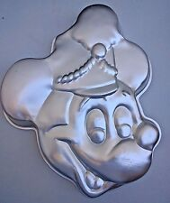 VINTAGE WILTON ENTERPRISES MICKEY MOUSE WALT DISNEY CAKE PAN