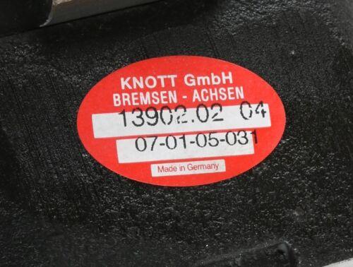 New 13902.02 Knott Brake Cylinder