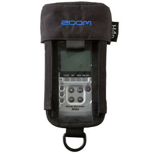 Zoom Pch 4n Protective Case For Zoom H4n Handy Recorder New