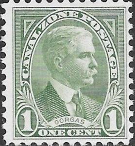 1928 Canal Zone Scott # 105 Mint MNH 0176