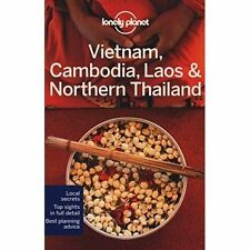 Lonely Planet Vietnam, Cambodia, Laos & Northern Thailand by Greg Bloom,...