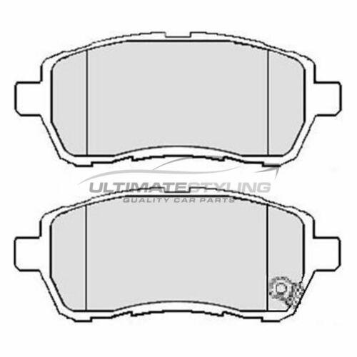Ford Fiesta Mk7 B299 Hatchback 2012-2018 1.0 1.25 1.5 1.6 Front Brake Pads Set