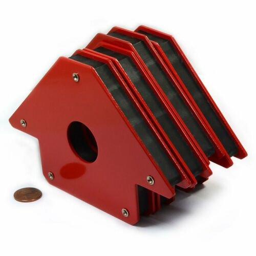 Free Shipping 4 Pack Strong Magnetic Welding Arrow Holder 50 LBS Holding Power