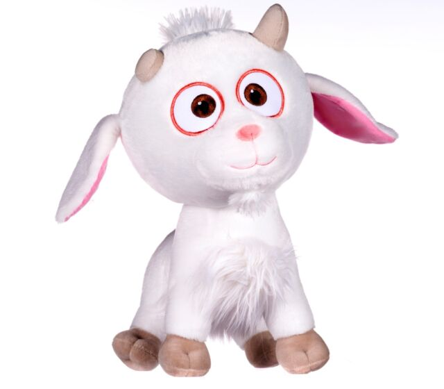 Despicable Me 3 Minions Fluffy Unicorn AND OR Lucky Unigoat Plush Toy 18cm New