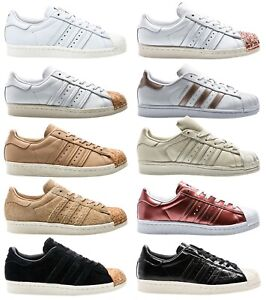 Damen Adidas Originals Superstar Off Weiß Schuhe CG6010