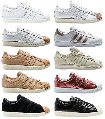 Adidas Superstar W 80s Rt Foundation Animal Ladies Shoes Women Sneaker   eBay
