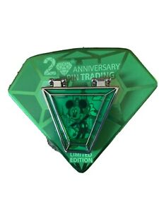 Disney-Pin-Trading-Countdown-20th-Anniversary-2020-Mickey-Mouse-LE-4000