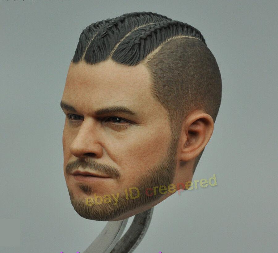 VTS giocattoli 1 1 1 6 Head Sculpt Male Head autoving VM-022 For azione cifra giocattolo 0bc0c1