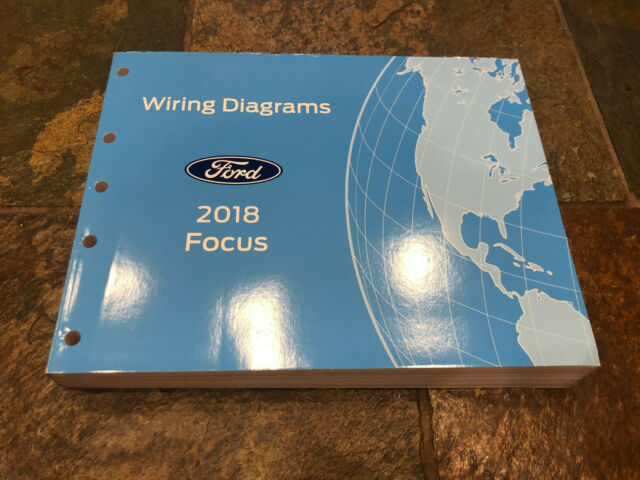 2018 Ford Focus Wiring Diagrams Electrical Service Manual