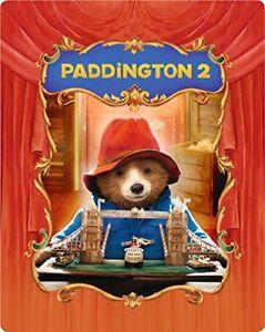 Paddington 2  Steelbook [Bluray] [2018] [DVD] 5055201840301